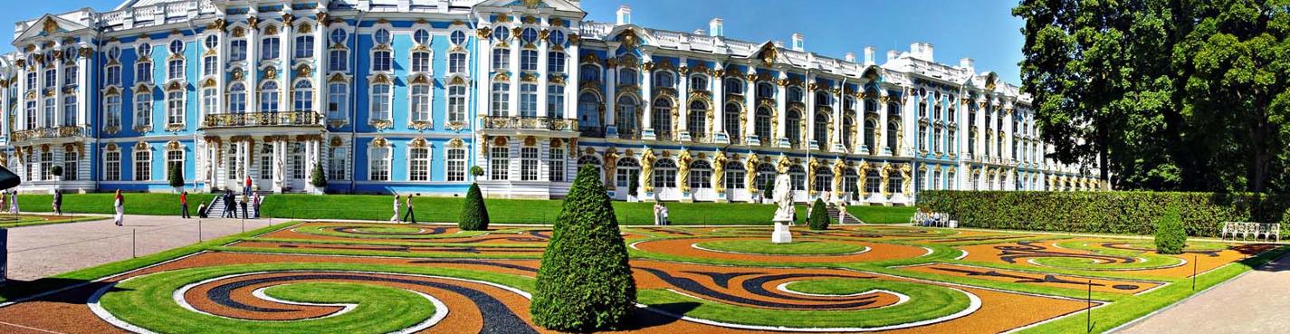 Пушкин: дворец, парк, янтарная комната. Экскурсия для организованных групп
