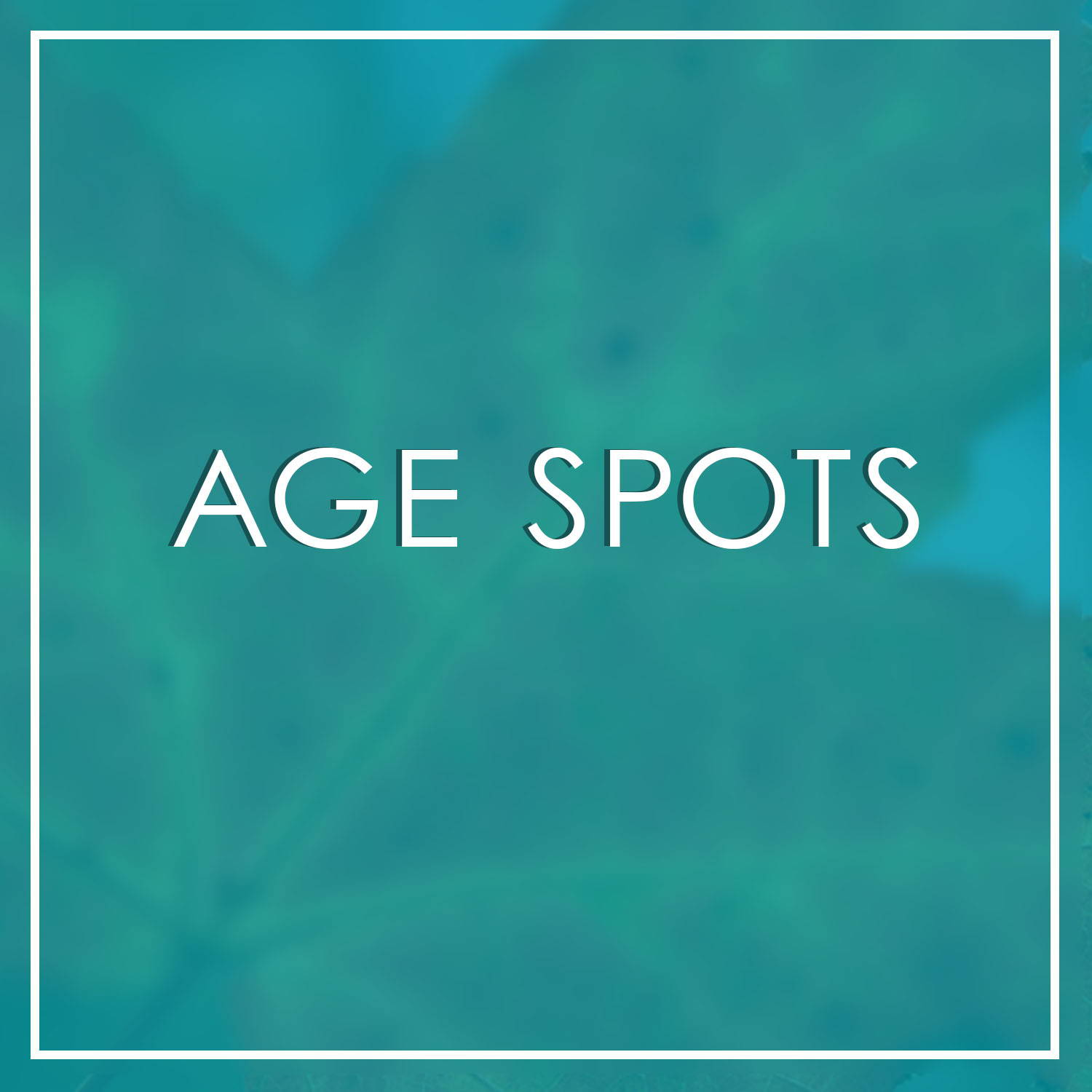 Products for Age Spots
