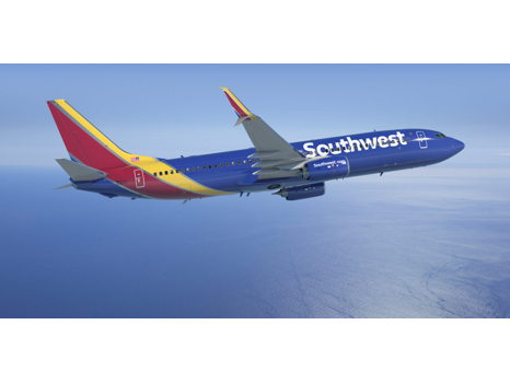 Travel for Two Anywhere Southwest Flies in the US