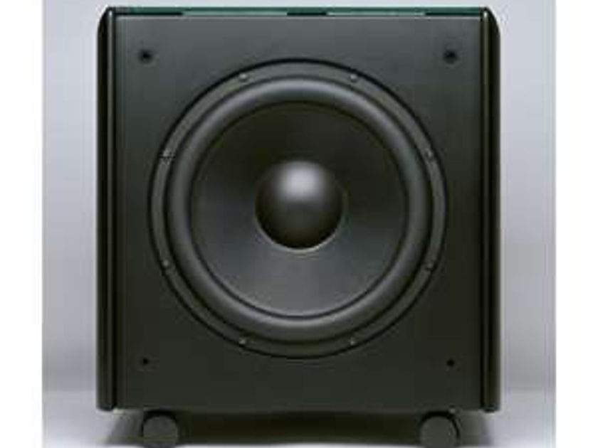 Meridian Digital DSP AND Analog Input SW1600 High-Performance Subwoofer SEALED-w/Super Low Reserve