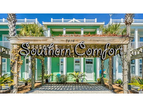Southern Comfort! Beach House with Gulf Views