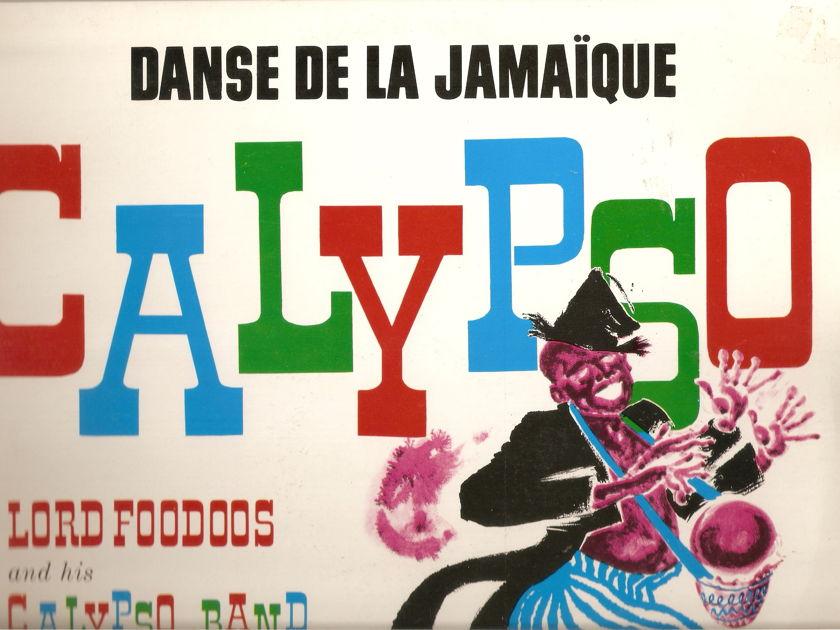 LORD FOODOS - CALYPSO DANSE DE LA JAMAIQUE