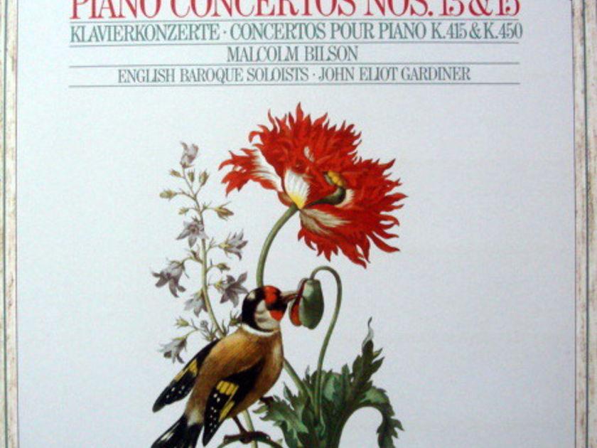 Archiv Digital / GARDINER-BILSON, - Mozart Piano Concerto No.13 & 15, MINT!