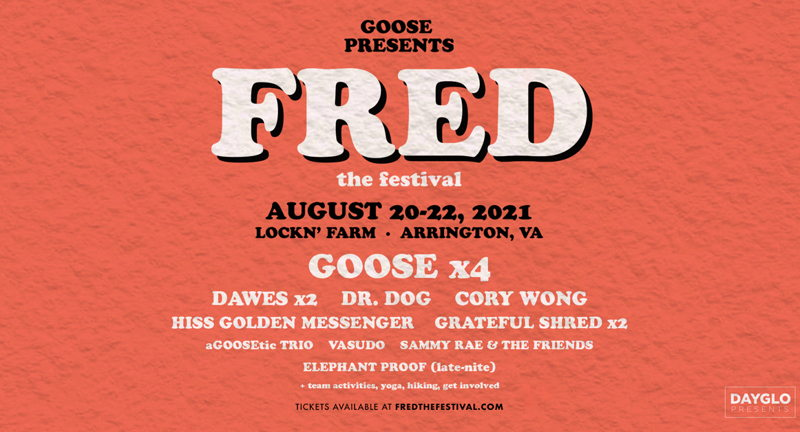 FRED The Festival