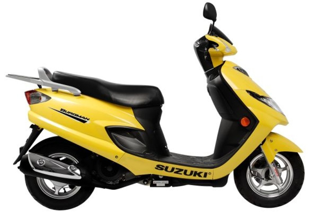 Suzuki Burgman AN 125 2005