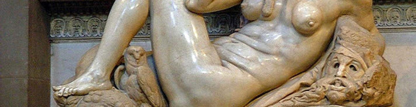 Микеланджело — дух гения