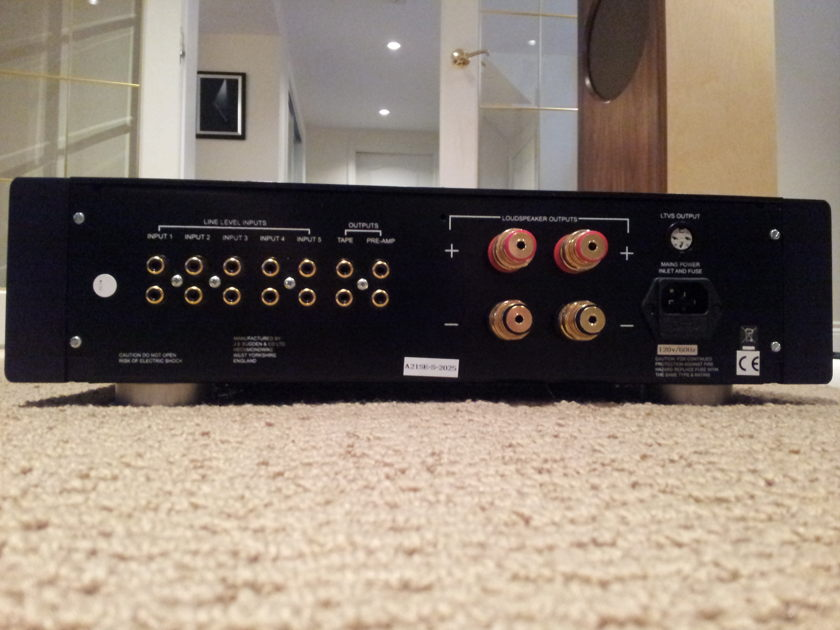 Sugden Audio Products A21SE Integrated Amplifier