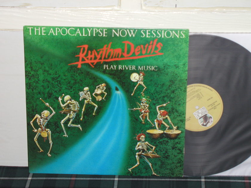 Rhythm Devils Play River Music - Apocalypse Now Sessions Very scarce LP from 1980