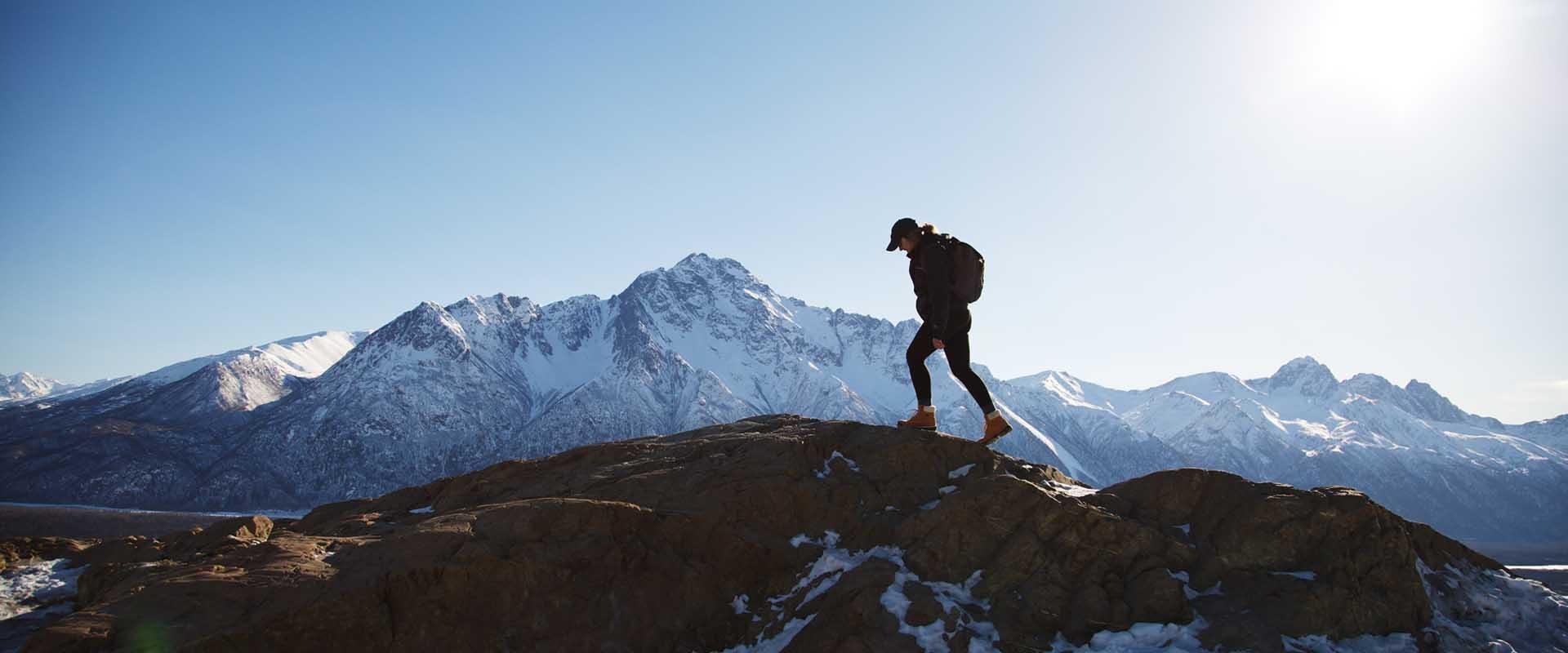 Programme explorateur et aventurier Mount Trail. Nous soutenons les expéditions ultralégers avec nos sacs de couchage, quilt, tente.