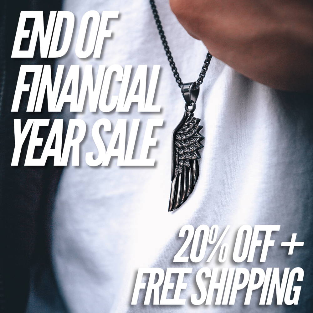 End of Financial Year Sale - 20% off plus Free Shipping