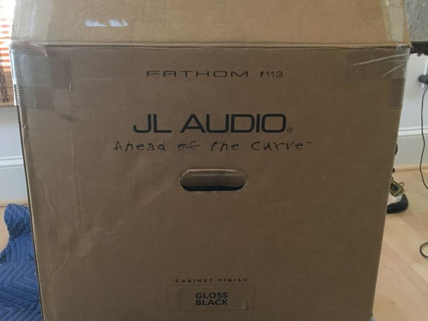 JL Audio Fathom 113 v1 Subwoofer