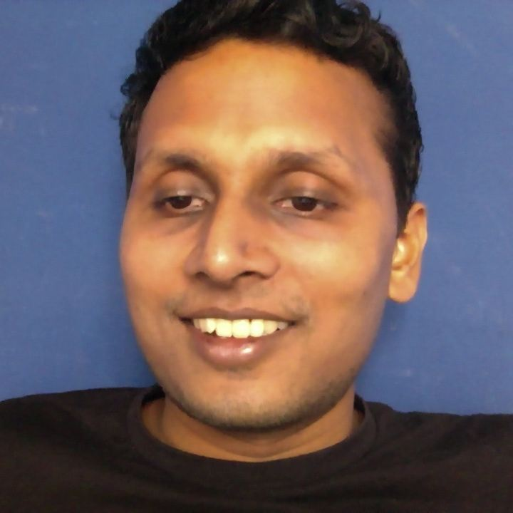 Amal Raj, hire React Native developer