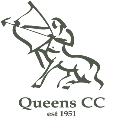 Queens Cricket club Logo