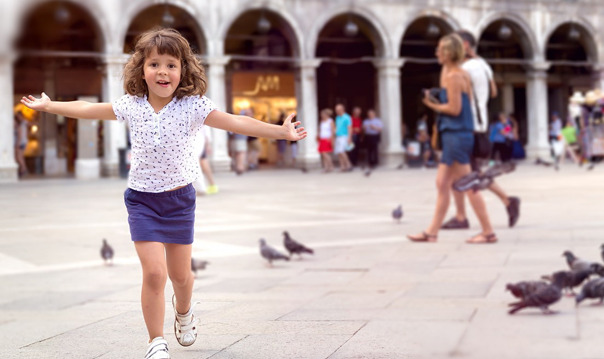 Венеция для детей и подростков с гидом-историком
