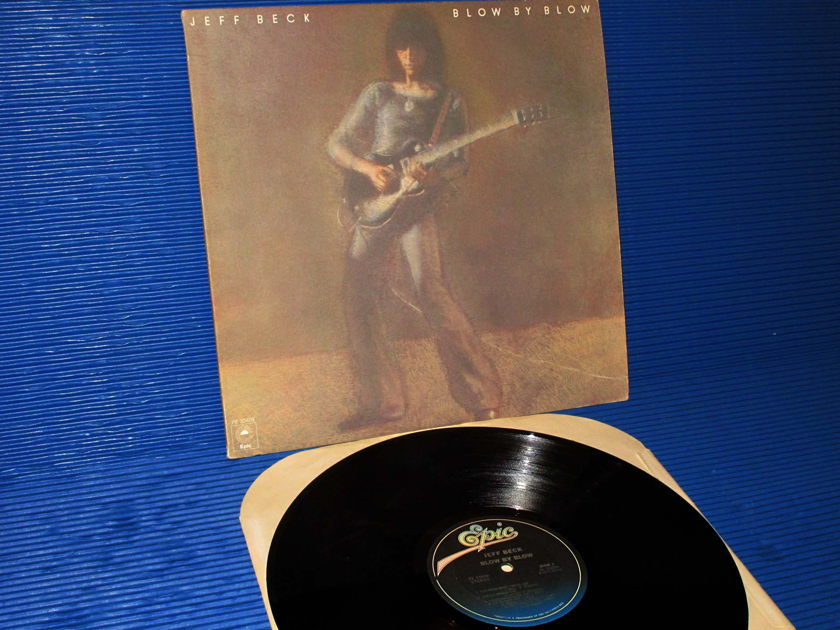 "JEFF BECK - - ""Blow by Blow"" -  Epic 1975 no B/C"