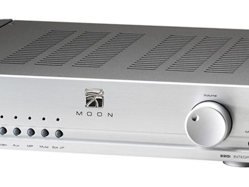 Simaudio Moon 220i (New-In-Box)