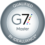 Picture of G7 Certification Logo