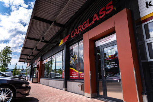 Carglass, Tampere