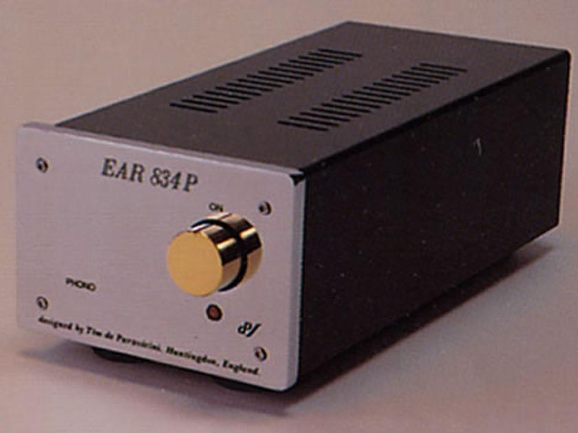 EAR 834 P Vacuum Tube PHONO Pre Trade ins welcom