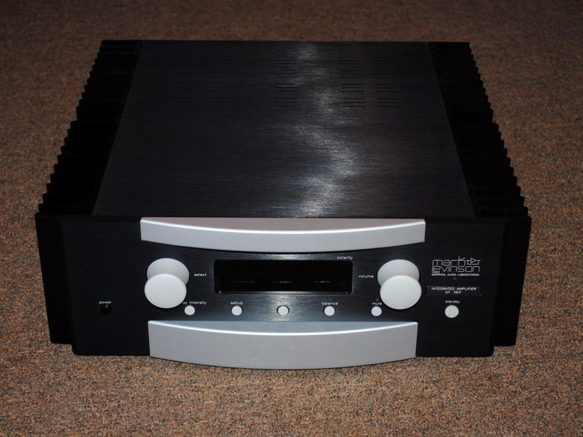 Levinson No. 383 Integrated Amp