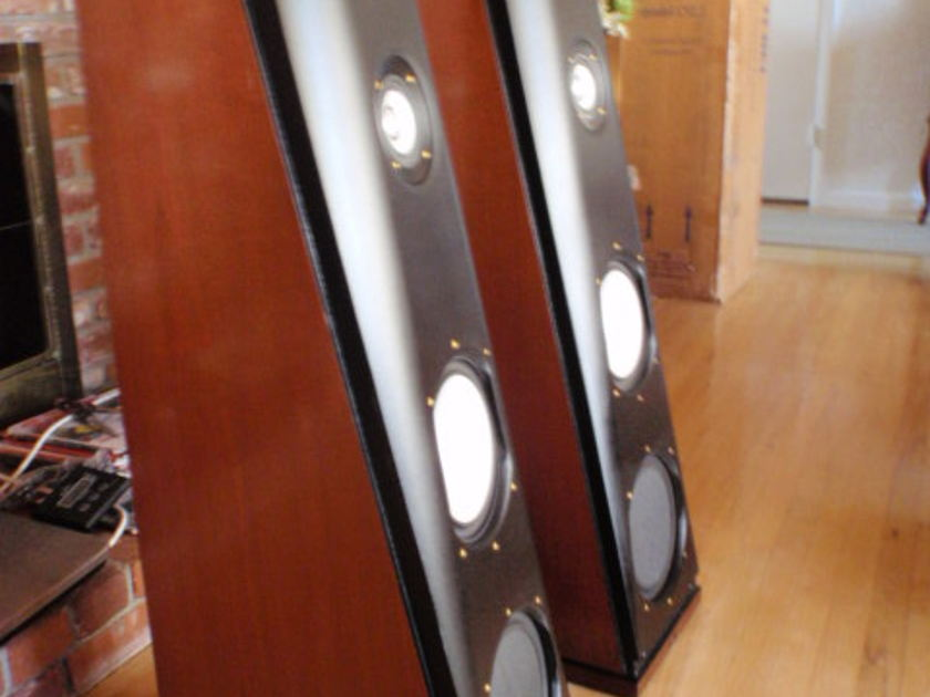 Thiel 2.3 full range speakers