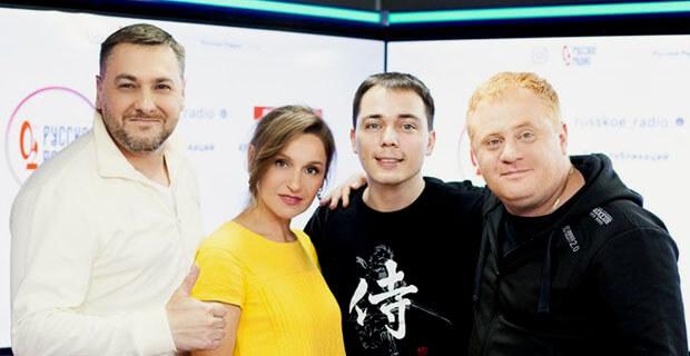 Родион Газманов стал гостем утреннего шоу «Русские Перцы» - Новости радио OnAir.ru