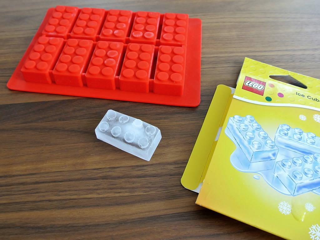 lego ice cubes mold