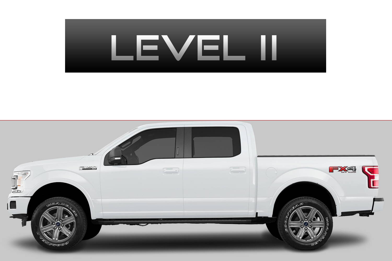 Ford F150 Off-Road Customizing Package Level 2 by 3C Trucks