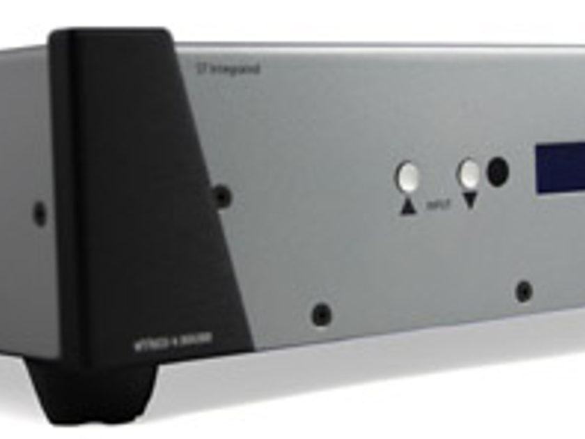Wyred 4 Sound STI-1000 Integrated rediscover your music!