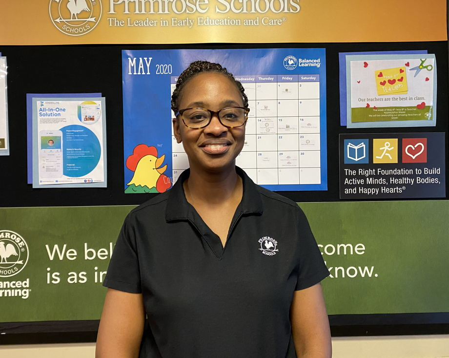 Ms. Andrea Hodge , Infant Teacher