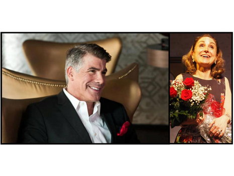 Cocktails with Bryan Batt & Janet Daley Duval at Hot Tin
