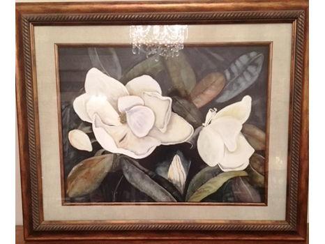 "Shirley Doiron ""Magnolia Grand Flora"""