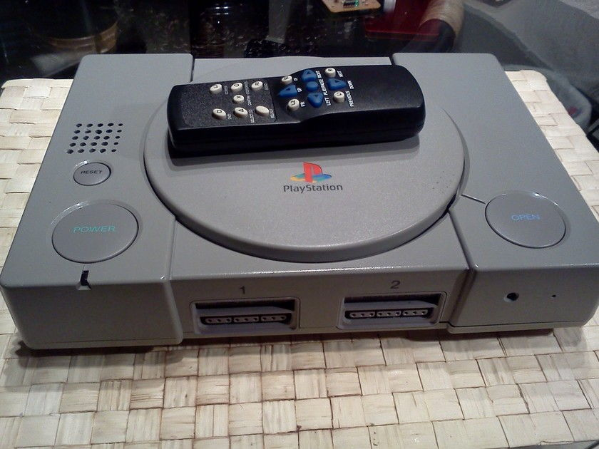 Sony PS-1 SCPH-1001 Modified CD Player