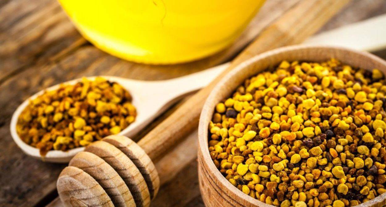 mountainlife siberian bee bread pellets