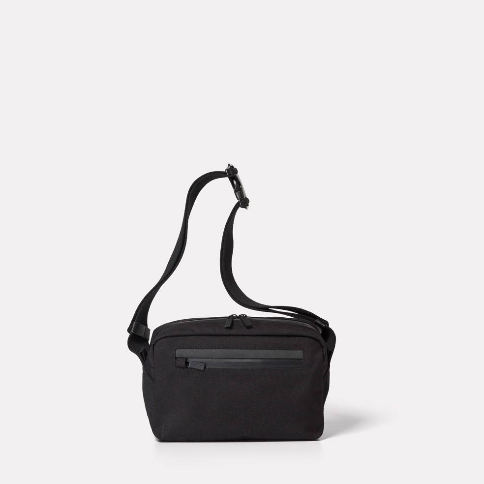Pendle Travel & Cycle Body Bag in Black