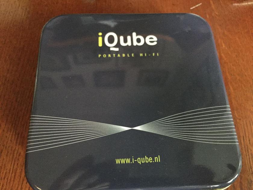Qables IQUBE V2 HEADPHONE AMP/DAC