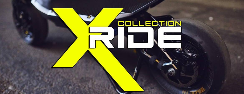 collection x ride trottinette electrique