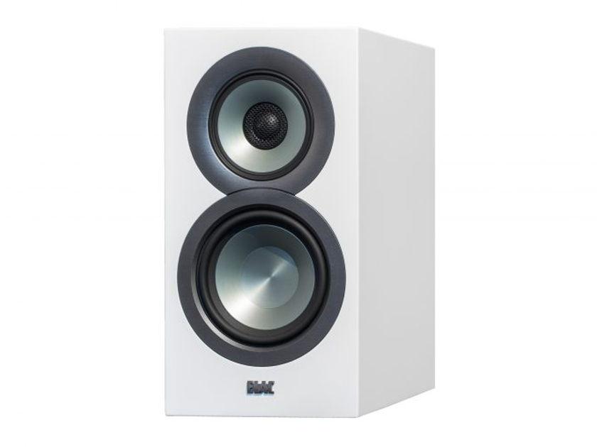 Elac  Uni Fi BS U5 Slimline bookshelf speakers.