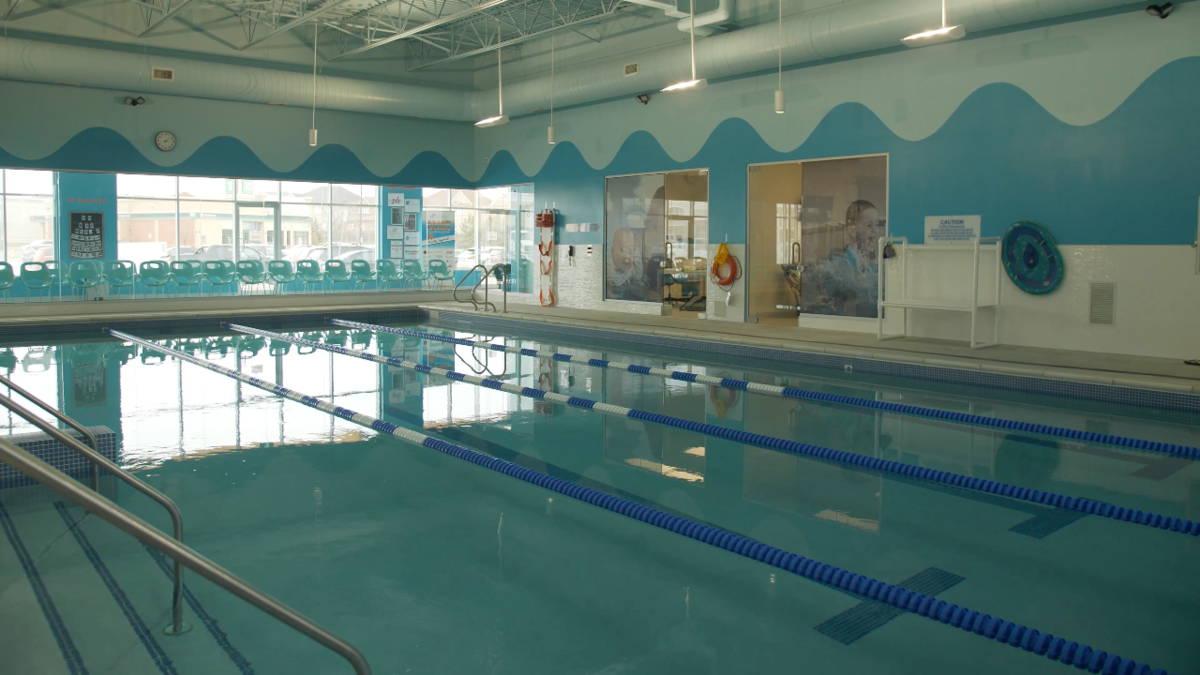 Russell Aquatics Swim School Pool
