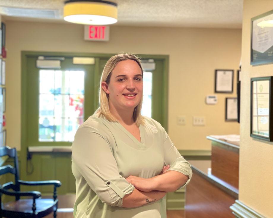 Ms. Brooks , PreKindergarten Afternoon Assistant Teacher