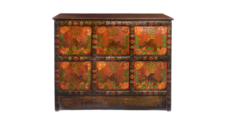 Tibetan Antique Furniture & Altar Cabinets | Indigo Antiques