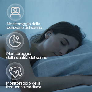 Amazfit Zenbuds - Analisi professionale della qualità del sonno