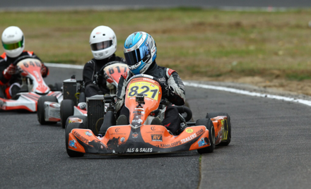 Try a Kart, Introduction to karting May 12 2018