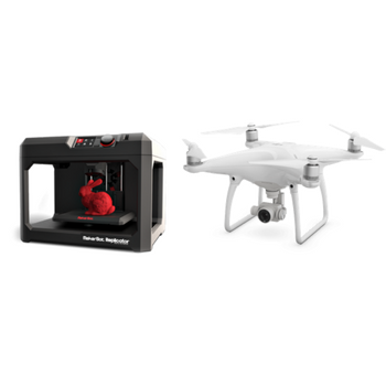 STEM Classes in 3D Printing & Drone Technology