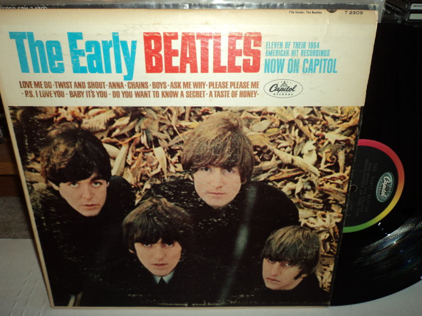 The Beatles - The Early Beatles  1965 T-2309 Mono LP