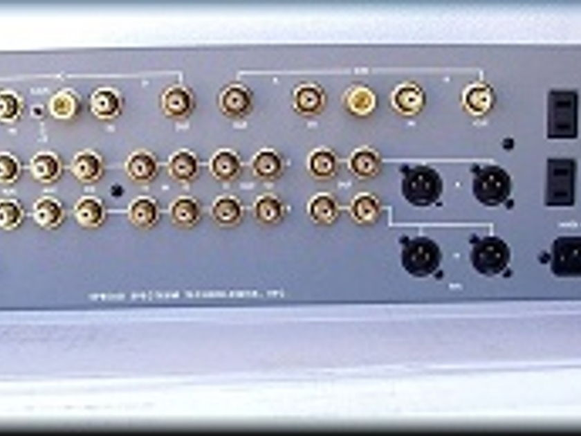 Spread Spectrum Techologies Ambrosia Preamplifier-Awesome review