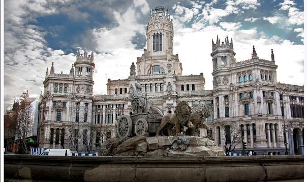 Обзорная авто-пешая экскурсия по Мадриду