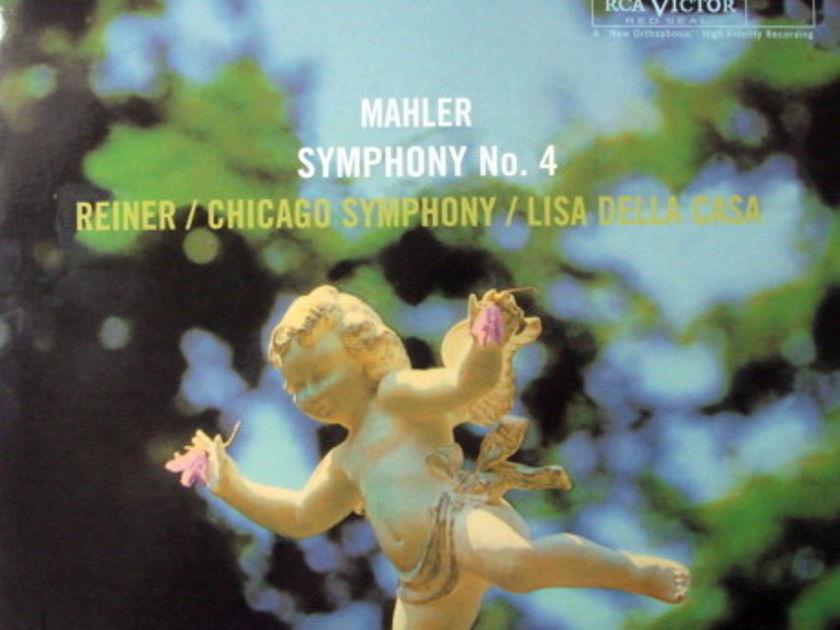 ★Audiophile 180g★ RCA-Classic Records /  - REINER, Mahler Symphony No.4, MINT(OOP)!