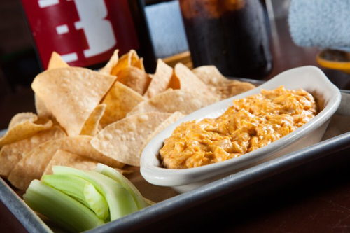 7 Tidals Buffalo Chicken Dip