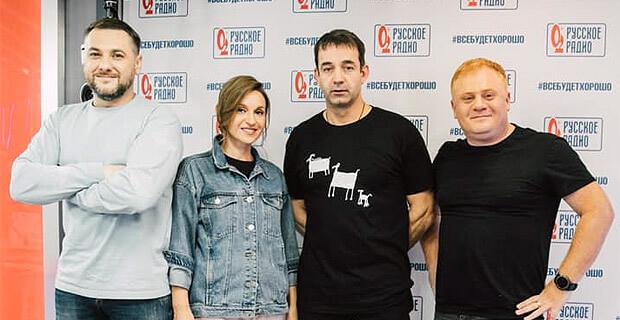 Дмитрий Певцов стал гостем утреннего шоу «Русские Перцы» - Новости радио OnAir.ru